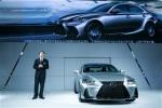 新雷克萨斯IS全球首发 3重磅车型亮相车展