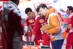 做F1裁判是一种怎样的体验?累并快乐着!