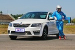 中谷评斯柯达明锐 兼顾驾驶质感和实用性