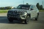 Jeep全新SUV谍照曝光 有望搭2.0T发动机