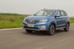 荣威RX5试装车动态体验 8秒破百的舒适SUV