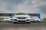 第十代思域领衔 五款热门车型性能测试