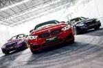 宝马M3/M4竞速限量版上市 售111.08万元起