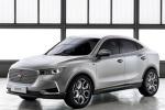 宝沃BX6申报图曝光 疑似为量产版车型