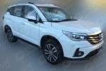 曝传祺GS3测试车谍照 小型SUV/2017年发布