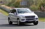 奔驰GLS级谍照曝光 新车主要面向中美市场