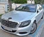 奔驰S600加长版继任迈巴赫 广州车展亮相