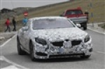 奔驰S63 AMG Coupe 赛道测试谍照曝光