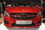 全新奔驰CLA级 展示奔驰的运动一面