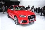 奥迪Q级全系将推RS版 以丰富SUV产品线