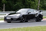 曝全新保时捷911 GT2测试谍照 明年发布