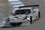 科尔维特C7.R跑车赛道路试 动力强化