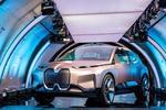续航600KM,宝马全新电动概念车型Vision iNEXT