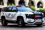 迪拜的超级警车还跟中国车企有瓜葛? 巡逻野兽了解一下