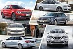 5月国内合资紧凑型轿车降价排行榜,大众依然很得意
