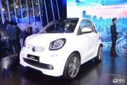 smart BRABUS版上市 售22.8万-23.8万元