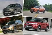 高性价比四驱SUV推荐 北京现代ix25