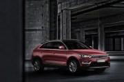 新款众泰SR7将于7月11日上市 预售价6.98万元起