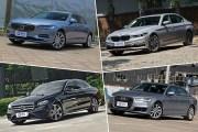 合资豪华中大型轿车推荐:奔驰E级长轴版