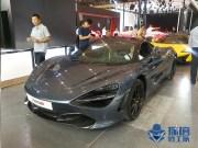 2017成都车展探馆 迈凯伦720S实车亮相