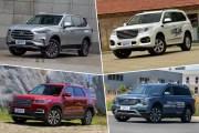 20万级自主中大型SUV导购:哈弗H9
