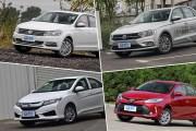 四款小车兼顾品质/低价 一汽丰田威驰