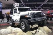 2017洛杉矶车展:Jeep全新牧马人发布
