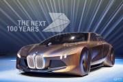 宝马推全新概念车iNext 纯电驱动/定位中大型SUV