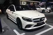 2018日内瓦车展:奔驰新款AMG C43亮相