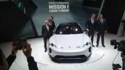 奥迪/保时捷/宾利将共享电动车平台 2022年问世