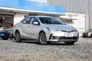 丰田新款卡罗拉将于2018年3月23日上市 外观微调/配置提升