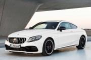 奔驰发布新款AMG C63 S Coupe官图 最大功率375kW