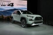 丰田全新RAV4或将提供七座版 加长30mm的轴距有用了