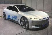 2018北京车展探馆:宝马i Vision Dynamics概念车实车亮相