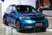 2018北京车展:奇点iS6亮相 年底上市/补贴后或售20-30万元