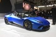 2018北京车展:兰博基尼Huracan Performante敞篷版亚洲首发