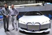 未来出行的极致方案 两大咖畅谈BMW i全新车型