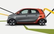 smart forfour风尚版正式上市 售15.8万元/独有灰色车漆