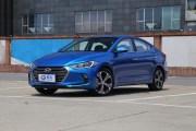 现代领动新车型7月上市 售12.48万元/增自动启停+钥匙手环