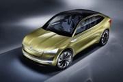 斯柯达或将推出eRS纯电版车型 或于2022年后亮相