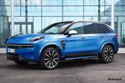 领克04和05假想图曝光 吉利或将向欧洲市场推出电动汽车