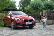 在成长中陪伴 辣妈萌娃与新BMW 2系旅行车