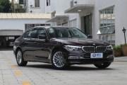 全新BMW 5系Li外观