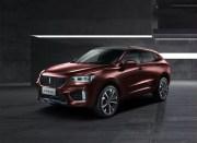 WEY VV5升级版新车车型上市 售16.30万元