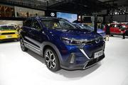2018广州车展:北汽新能源EX5正式亮相 续航超430km