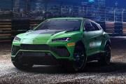 兰博基尼推出Urus ST-X概念车 将专为赛事运动打造