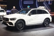 2019日内瓦车展探馆:奔驰中期改款GLC曝光