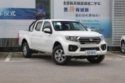 长城皮卡风骏7汽油版正式上市 国六排放 售价8.68-12.38万元