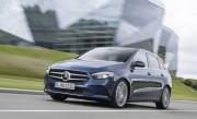新生代家族实力新车 奔驰全新B级上市 售25.98万-27.68万元