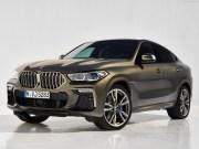 轿跑SUV鼻祖再革新 全新一代宝马X6法兰克福车展亮相